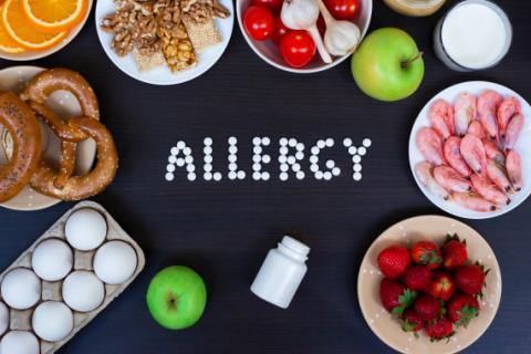 Allergen Awareness short online training course