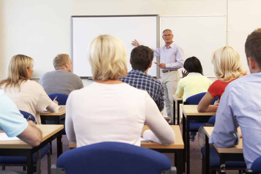 NEBOSH classroom training courses for better pass rates