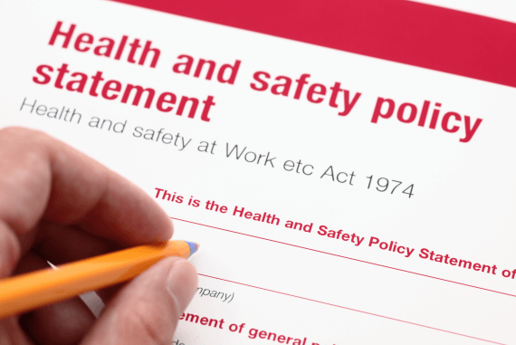 Health and Safety Policy For Your Organisation | BCF Group
