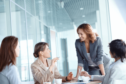 A good manager needs effective communication skills