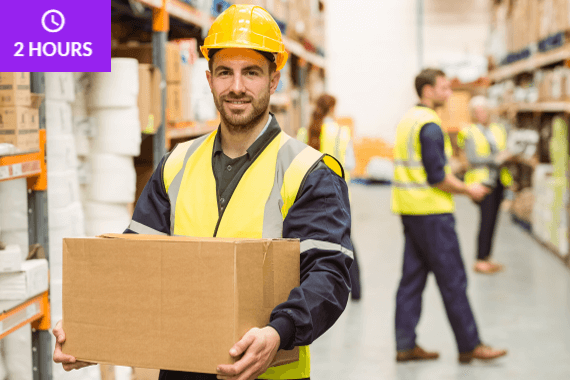 Manual Handling Online Training Course
