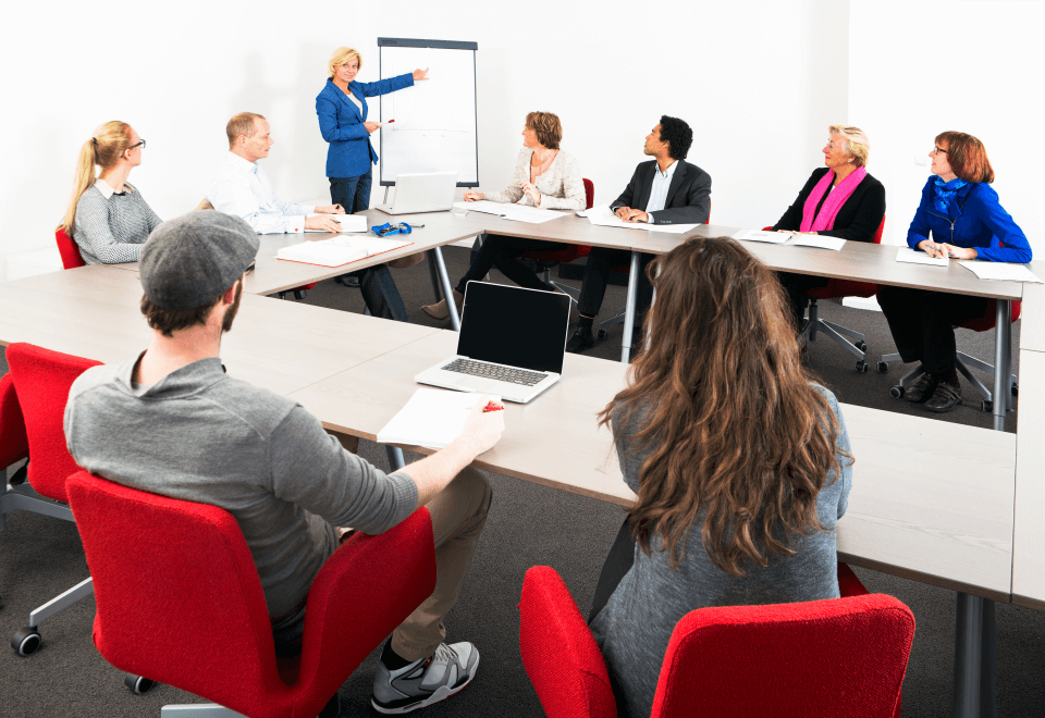 Bespoke management courses at your own training venue